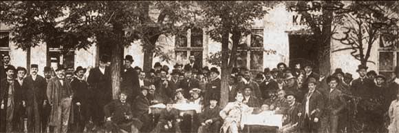 kafane u beogradu