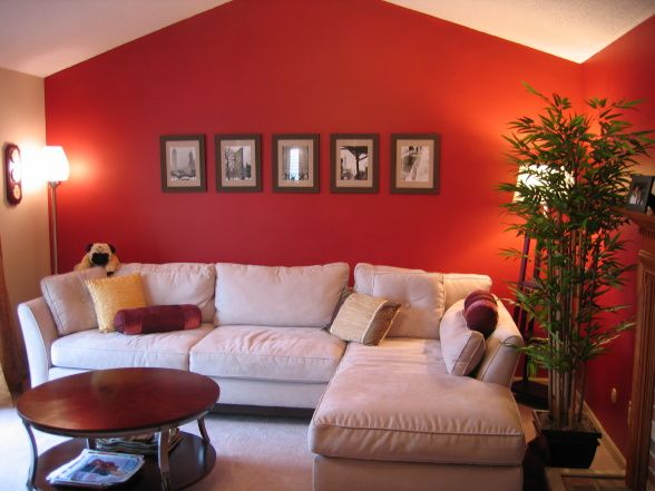 living room red walls u koje boje da obojite zidove u stanu 4zida rs 16377