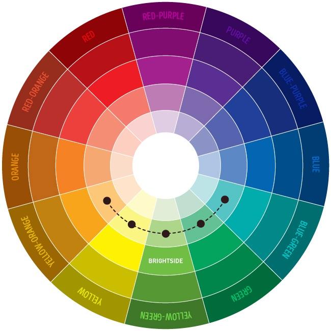 Kako kombinovati boje?