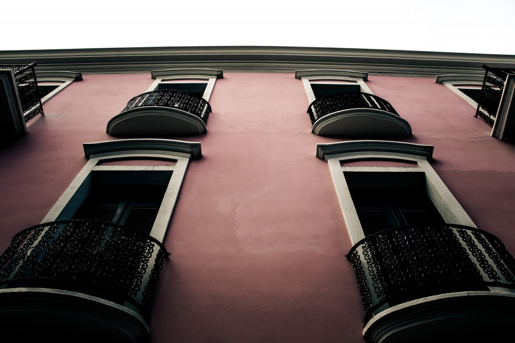 terasa balkon lodja