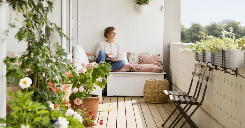 Uređenje doma - Mali balkoni i terase