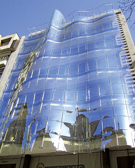 INFINITY fasada
